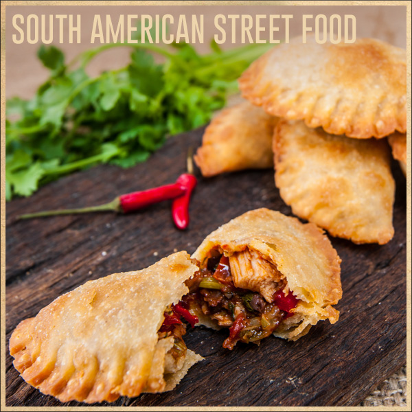 south american street food cooking classes