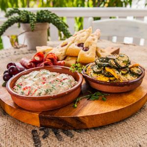 corporate cooking classes antipasti